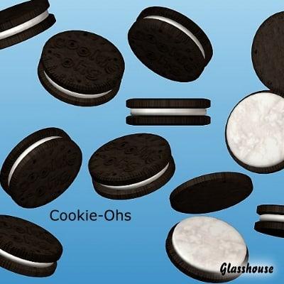 3d cookie