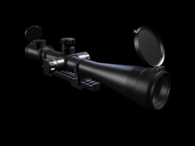 sniper rifle scope s lwo
