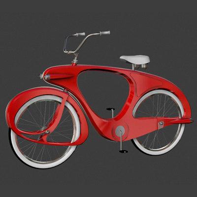 3d 3ds bicycle bowen