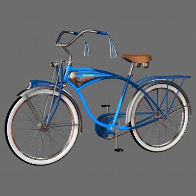 3ds bicycle schwinn