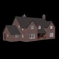 lightwave house dwelling