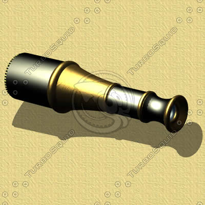 3dsmax antique scope