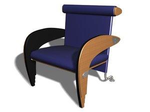 3d designer furniture