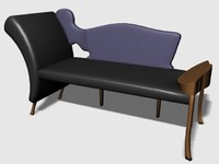 designer furniture 3d model