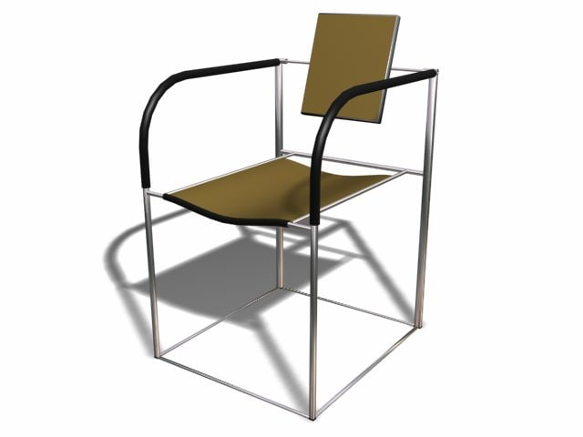 3d model designer furniture