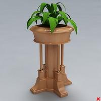 Flower stand001.ZIP