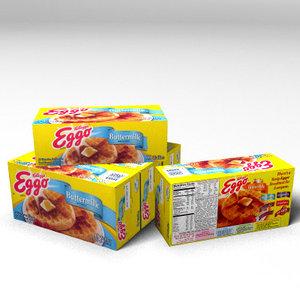 lwo eggo buttermilk waffles
