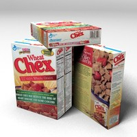 Wheat Chex Box