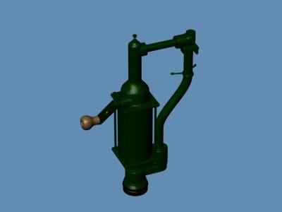 maya oil pump 1 oilpump001