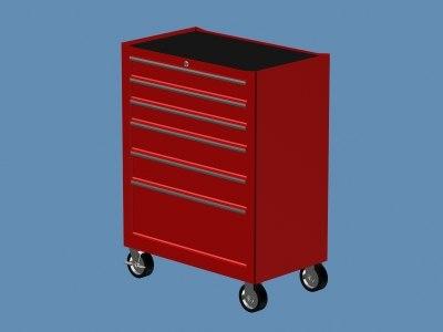 tool box 002 toolbox002 3d max
