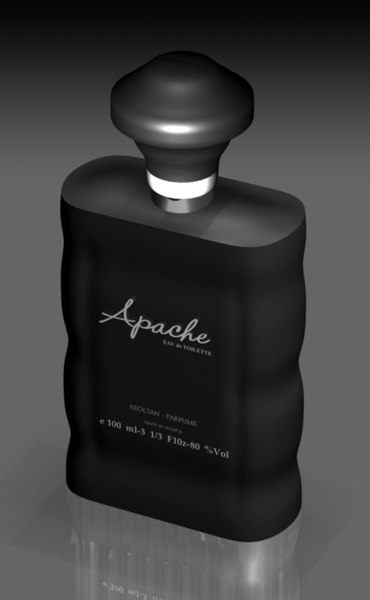 3d aftershave
