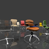 office chair collection_g001.zip