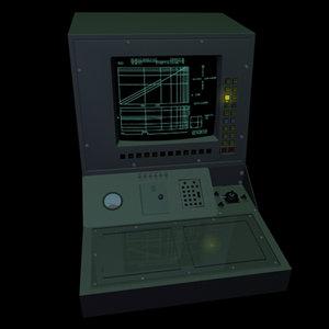 an-spn-46 pals 3d max