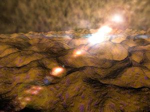 max alien landscape