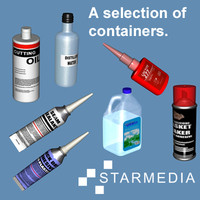 3dsmax containers