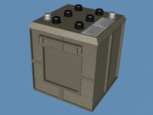 3ds max mk23battery