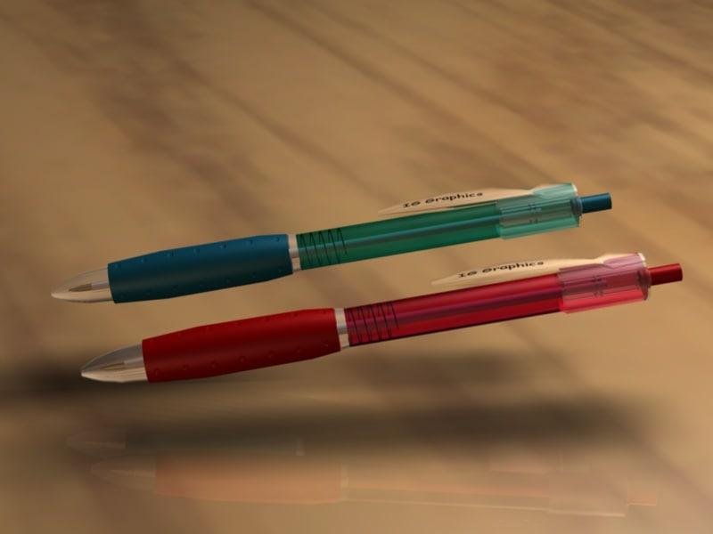 c4d pens grip