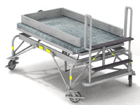 3d maintenance stand model