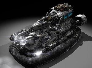 ma hovercraft gun