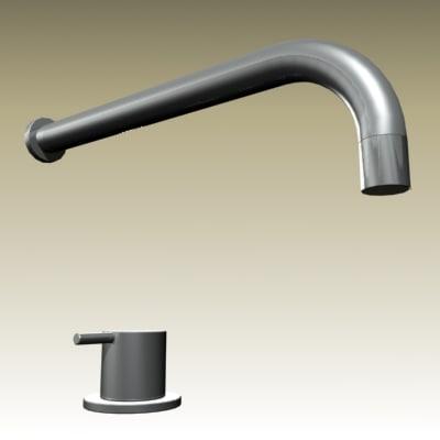 3d faucet vola series model