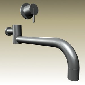 3ds max faucet vola series