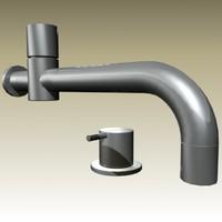 faucet vola series 3d model