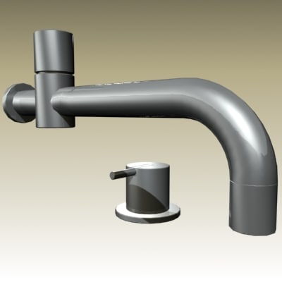 faucet vola series 3d model
