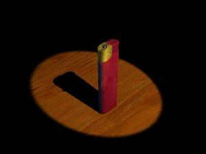 3ds max lighter reflection
