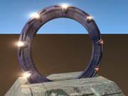 stargate star gate 3d model