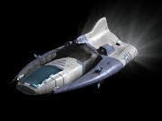 lightwave starship ss-aisha9