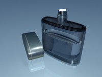 cinema4d parfume facon