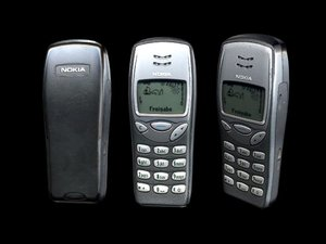 3ds nokia 3210 cell phone