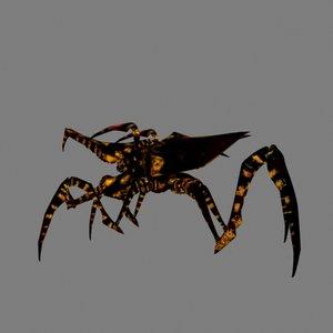 3ds max warrior bug