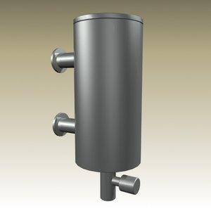 vola soap dispenser 3d max