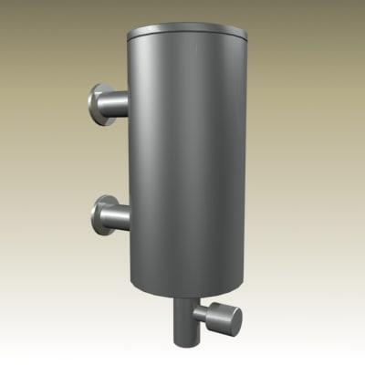 vola soap dispenser 3d max