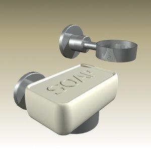 vola soap ring 3d model