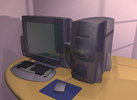 3d model pc studiotools