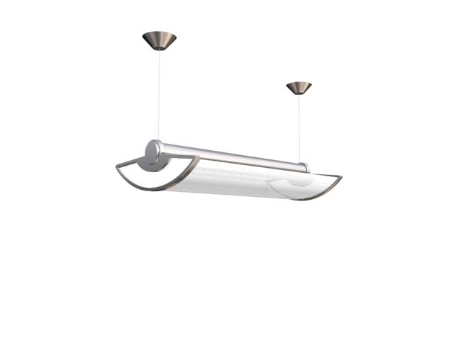 lamp hanging 3d model