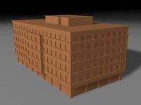 cinema4d building