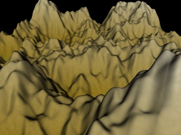 free max mode terrain landscape earth