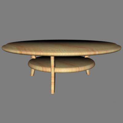 wood table max