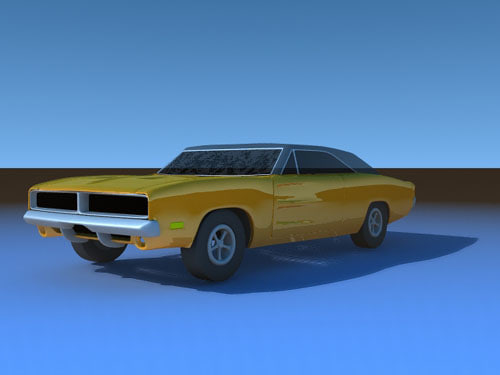 lwo 1968 dodge charger