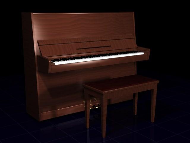 max piano playing