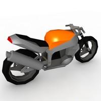 street-bike 3ds