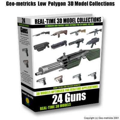 3d 24 guns w3d
