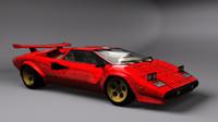 Lamborghini Countach (Walter Wolf custom)