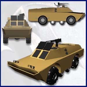 3d apc model