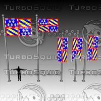 flag banner max