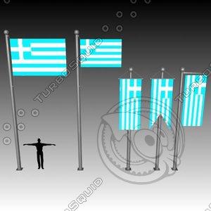 maya banner flag