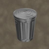 new trash zipped 3d max